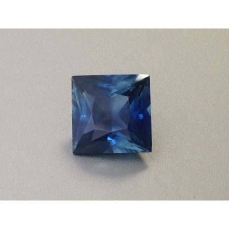 Natural Heated Blue Sapphire 3.46 carats with GIA Report