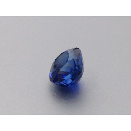 Natural Heated Blue Sapphire blue color cushion shape 2.38 carats with GIA Report