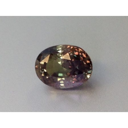 Natural Alexandrite 4.09 carats with GIA Report / video