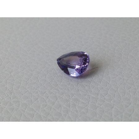Natural Unheated Violet Sapphire  2.73 carats
