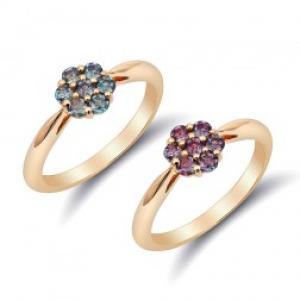 Alexandrite Engagement Rings