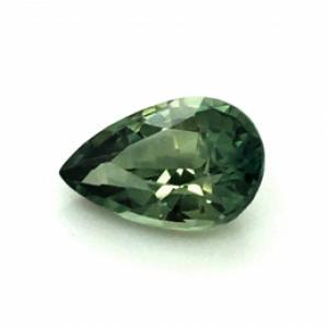 Teal Sapphires