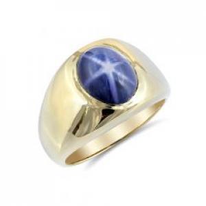 Star Sapphire Rings